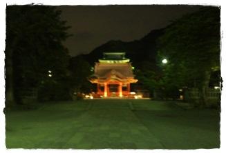 鎌倉蛍の祭り